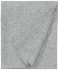 HEMA Tafellaken - 140 X 240 - Katoen - Grijs (grijs)
