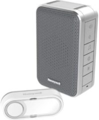 Zilveren Honeywell WF Chime Kit 150m 6Tunes 84Db LED Silver