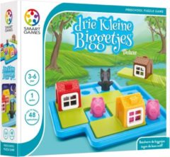 Smart Games Drie Kleine Biggetjes (48 challenges) breinbreker