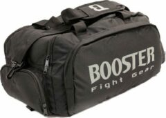 Booster Rugtas Sporttas B-Force Duffle Bag Sportsbag Small Zwart