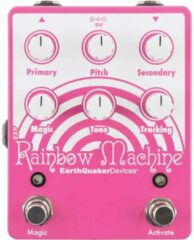 EarthQuaker Devices Rainbow Machine V2 Polyphonic Pitch Mesmerizer effectpedaal