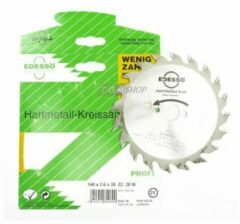Edessö EDESSÖ carbide circular saw blade 140 x 2.6 x 20 mm Z 20 W 0150.140.20
