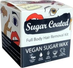Sugar coated Sugarcoated full body hair removal kit 250 ml