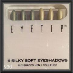 Groene Eyetip (set van 6) Kleur 930
