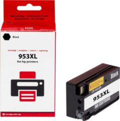 Zwarte Pixeljet inktcartridge HP 953 XL