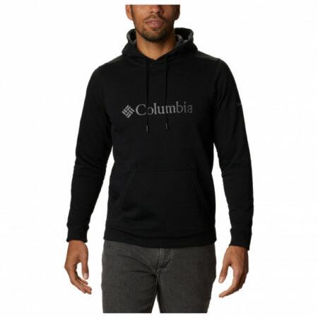 Afbeelding van Columbia - CSC Basic Logo II Hoodie - Hoodie maat S, purper/zwart/rood/blauw/blauw/blauw/olijfgroen/zwart/zwart/grijs