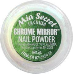 Mia Secret Chrome Mirror Poeder groen AB