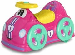 Roze Chicco all round loopwagen ROOS
