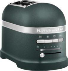 KitchenAid 5KMT2204EPP broodrooster 2 snede(n) 1250 W Groen