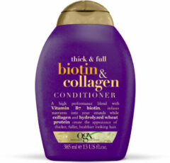 Biotine en Collageen conditioner met biotine en collageen 385ml