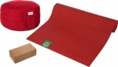 Rode Zenzes Yogapakket
