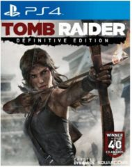 Square Enix Tomb Raider - Definitive Edition - PS4