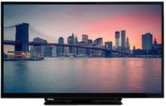 Toshiba 24D1763DA LED Fernseher (24 Zoll   HD Ready   Triple Tuner   A+) Toshiba schwarz