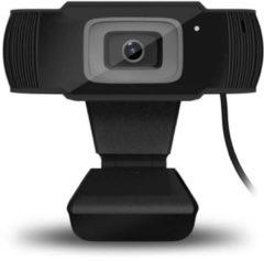 Zwarte Soundlogic Digitale Webcam - HD 720P