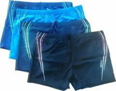 B... Brand Herenmode Zwembroek Boxershort Zwart XL