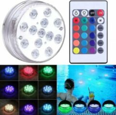 Paarse NK Goods Led Zwembadverlichting - onderwaterverlichting - Led verlichting onderwater - Jacuzzi verlichting - Sauna verlichting - Led verlichting - Waterlicht - Waterbestendig licht - waterbestendige Led verlichting - spa verlichting - zwembad lampe