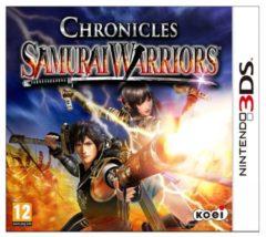 (9115058) Samurai Warriors Chronicles - 2DS + 3DS
