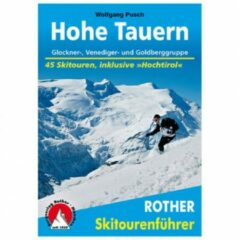 Bergverlag Rother - Hohe Tauern - Toerskigids