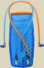 Source Ltd. Widepac Divide Trinksystem Volumen 3 Liter transparent blue
