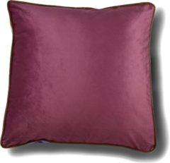 Paarse Imoha Sierkussen Purple Velvet