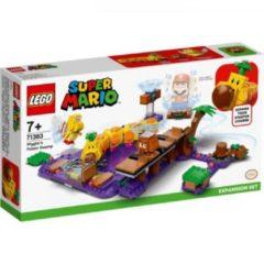 LEGO Super Mario Uitbreidingsset Wigglers Giftige Moeras 71383