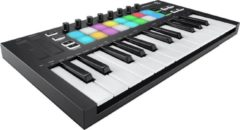 Zwarte Novation Launchkey mini mk3