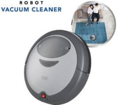Grijze Robot Vacuum Cleaner L-home 14W - BEST GETEST 2018- robotstofzuiger met dweilfunctie intelligent
