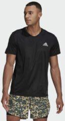 Zilveren Adidas Fast Primeblue T-shirt