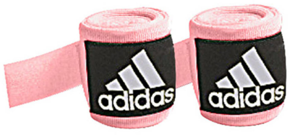 Afbeelding van Adidas Boxing Crepe - Bandage - 455 cm - Roze