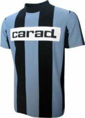 Blauwe Club Brugge Carad Retro Shirt 1972/1973