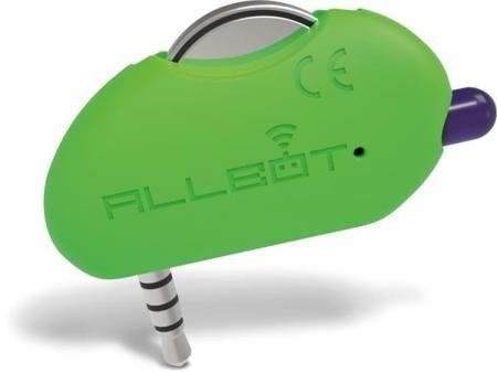 Afbeelding van Velleman IR-zender module ALLBOT®-Option Smartphone IR-Sender VR001 Uitvoering (bouwpakket/module): Module