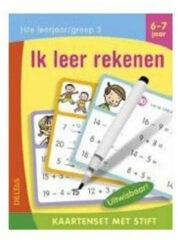 Deltas Kaartenset met stift - Ik leer rekenen (6-7 j.)