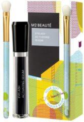 M2Beauté M2 Beauté Eyelash Activating Serum Summer Edition 5 ml + Gratis Jacks Schattierpinsel
