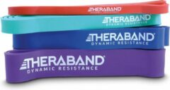 Thera-Band TheraBand High Resistance Bands 4-pack
