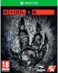 Take Two Evolve (Xbox One) EUR