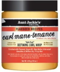 Aunt Jackies Aunt Jackie's Curls & Coils Flaxseed Recipes Curl Mane-Tenance Defining Curl Whip 426 gr