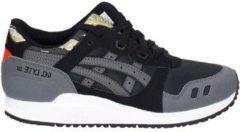 Asics Kinderschuhe C7A2N..9097 Niedrige Sneakers Boy Schwarz