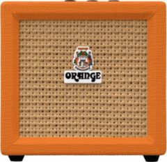 Oranje Gitaarversterker Combo Orange Crush MINI 3W