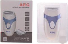 Sebastian Professional AEG LS 5652 ladyshave op batterijen blauw