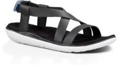 Zwarte Teva Terra Float Livia Lux sandalen dames zwart