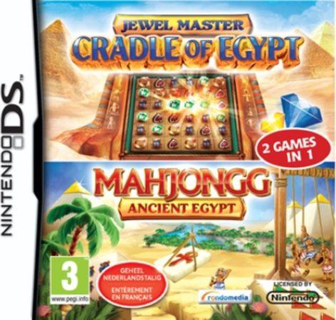 Afbeelding van Gadgy Cradle Of Egypt/Mahjong 2