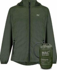 Kaki Mac in a Sac Origin 2 Regenjas Unisex - Khaki - Maat XL