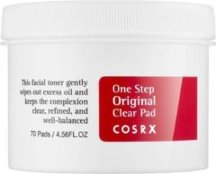 COSRX One Step Original Clear Pad 70 schijven