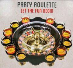 LOKS Drankspel / Drinkspel Roulette (met 12 shotglaasjes)