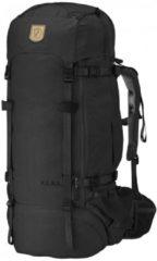 Zwarte Fjällräven Fjallraven Kajka 65 Backpack Unisex