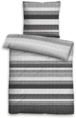 Bettwäsche, Biberna, »Katja«, mit verschiedenen Streifen