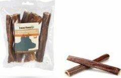 Beeztees Runderroodvlees Rond - Hondensnack - 100 gram