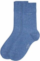 Blauwe Camano Unisex Ca-Soft Sokken 43-46 Denim