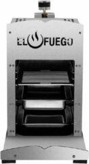 Roestvrijstalen EL Fuego | BBQ Steakgrill | Fiorentina