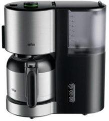 Zwarte Braun IDCollection Koffiezetapparaat 1,25 liter KF 5105